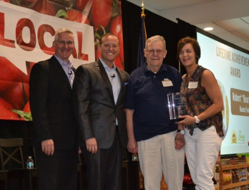 Giant Food Stores Lifetime Achievement Award
